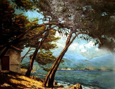Antiquités Passion - Huile sur toile et huile sur panneau-Antiquités Passion