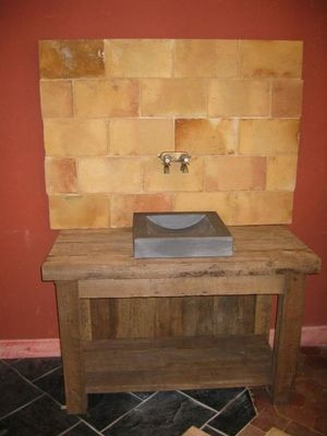 Bca Materiaux Anciens - Salle de bains-Bca Materiaux Anciens