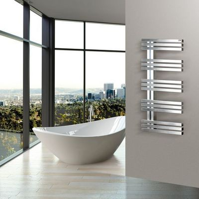 CPS DISTRIBUTION - Radiateur sèche-serviettes-CPS DISTRIBUTION-Inox Allias