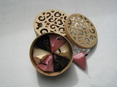 NAMASTÉ - Sachet parfumé-NAMASTÉ-oriental