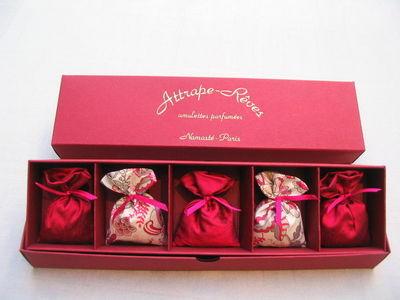 NAMASTÉ - Sachet parfumé-NAMASTÉ-thé à la rose