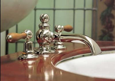 Volevatch - Mélangeur lavabo 3 trous-Volevatch-Mélangeur
