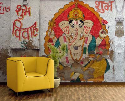 DECLIK - Papier peint panoramique-DECLIK-total ganesh