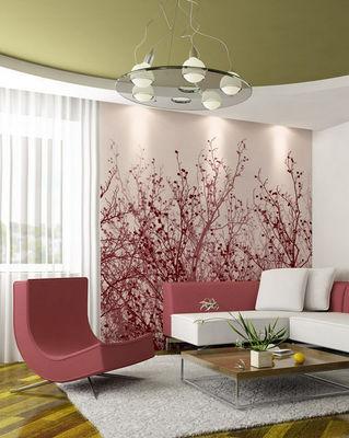 DECLIK - Papier peint panoramique-DECLIK-Rameaux