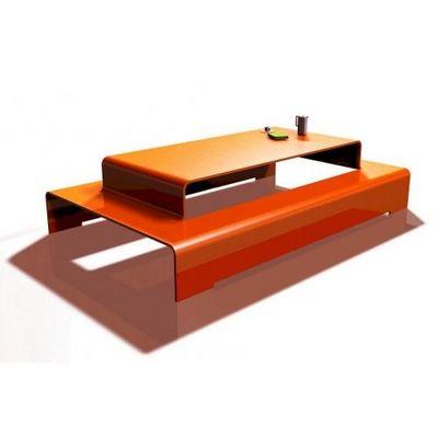 JARDIN-CONCEPT - Table de jardin-JARDIN-CONCEPT-Totema