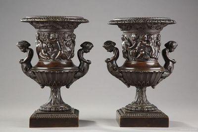Galerie Atena - Vase Medicis-Galerie Atena-Vases Médicis
