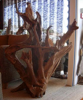 Massaya - Sculpture végétale-Massaya