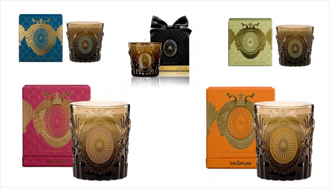 SUITE N°6 Scented candle Scents Flowers and Fragrances  |