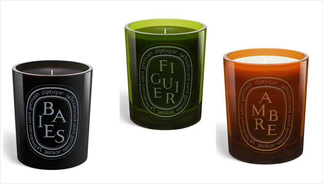 Diptyque Scented candle Scents Flowers and Fragrances  |
