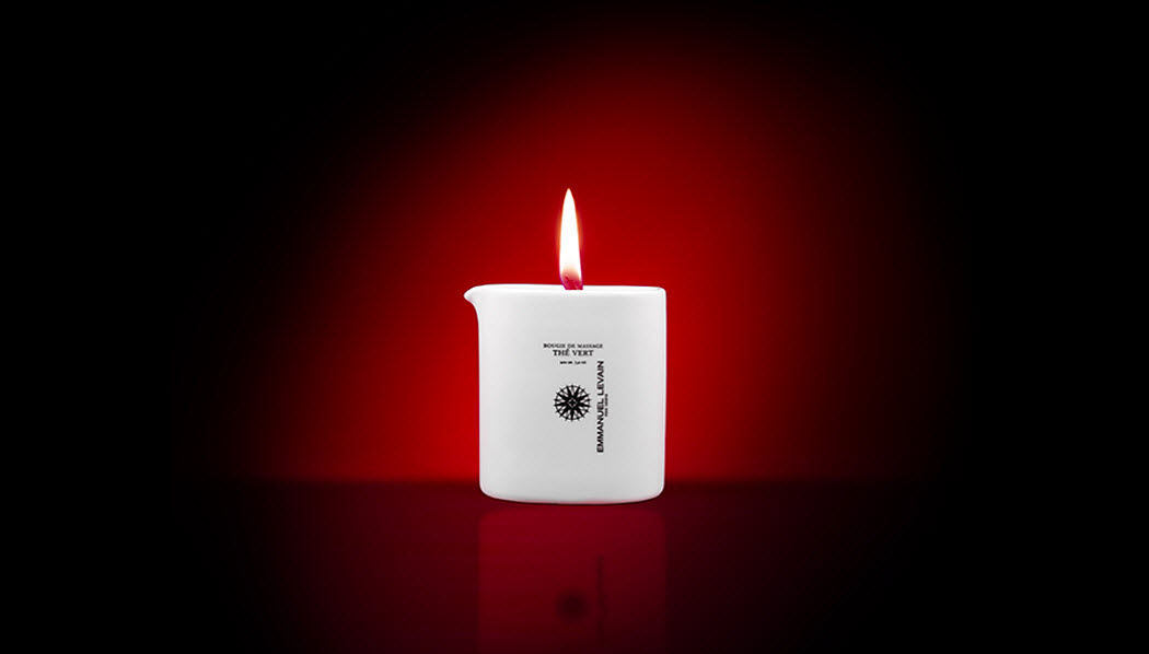 EMMANUEL LEVAIN Massage candle Various flowers and aromatics Flowers and Fragrances  |