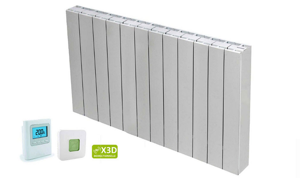 Ecotherm Inertia radiator Radiators House Equipment  |