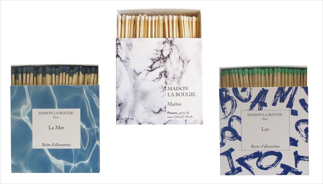 MAISON LA BOUGIE Match box Fireside accessories Fireplace   