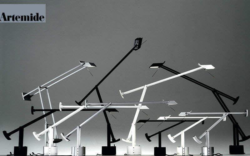 ARTEMIDE Desk lamp Lamps Lighting : Indoor Home office | Design Contemporary