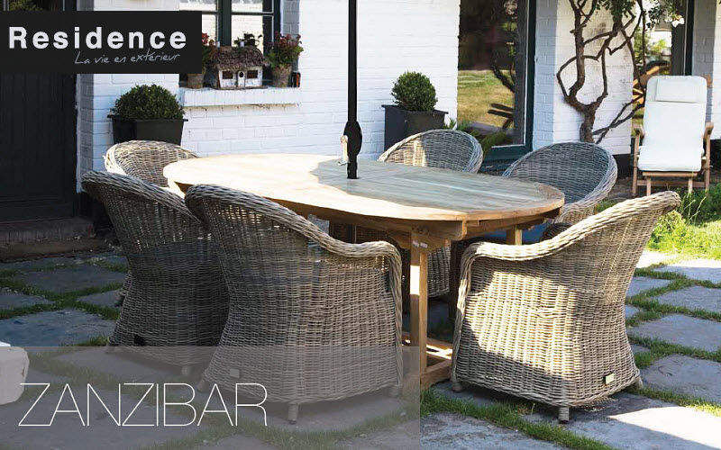 RESIDENCE Garden furniture set Complet garden furniture sets Garden Furniture Balcony-Terrace | Cottage