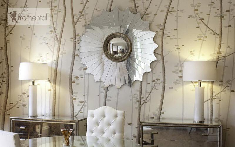 Fromental Wallpaper Wallpaper Walls & Ceilings Entrance   Classic