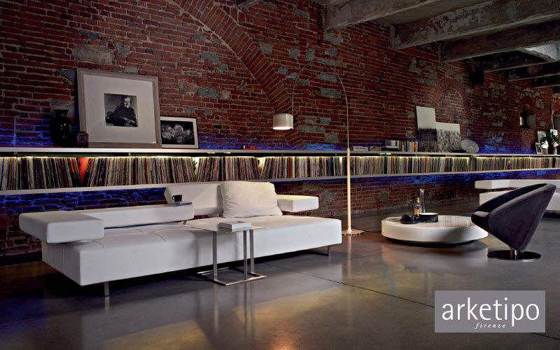 Arketipo 3-seater Sofa Sofas Seats & Sofas Workplace |