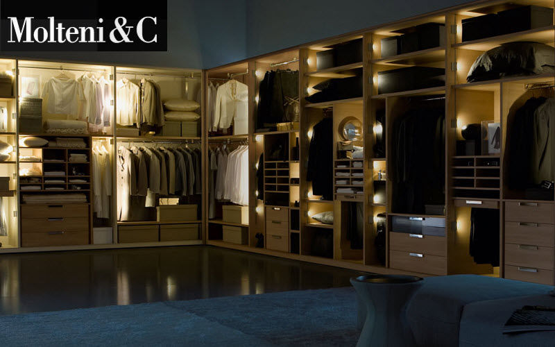 Molteni & C Dressing room Dressing rooms Wardrobe and Accessories  |