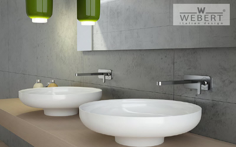 WEBERT Freestanding basin Sinks and handbasins Bathroom Accessories and Fixtures  |