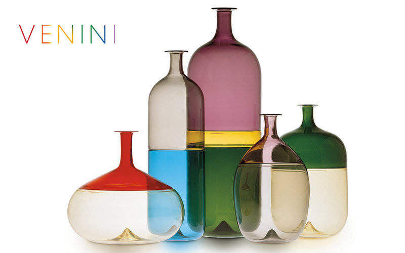 Venini Bottle Bottles & Carafes Glassware  | Design Contemporary
