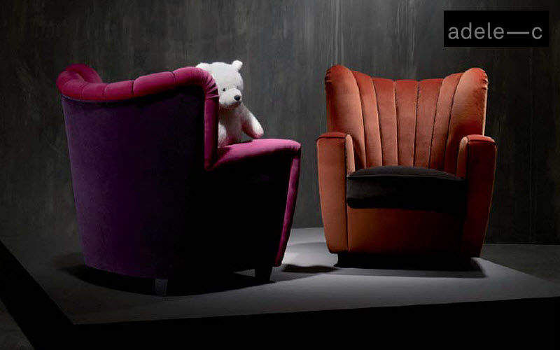Adele C. Armchair Armchairs Seats & Sofas   