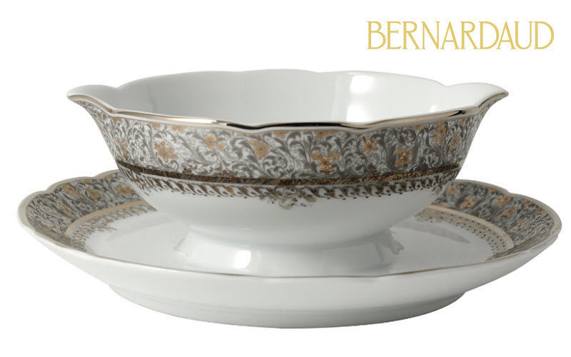 Bernardaud Saucer Cups and fingerbowls Crockery Dining room | Classic