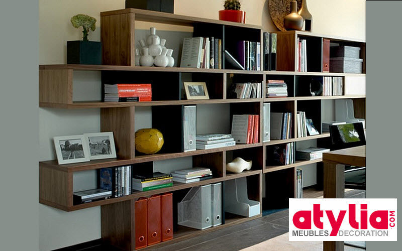 Atylia Open bookcase Bookcases Storage  |