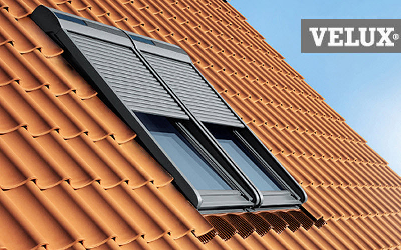 VELUX Rolling shutter Shutters Doors and Windows  |