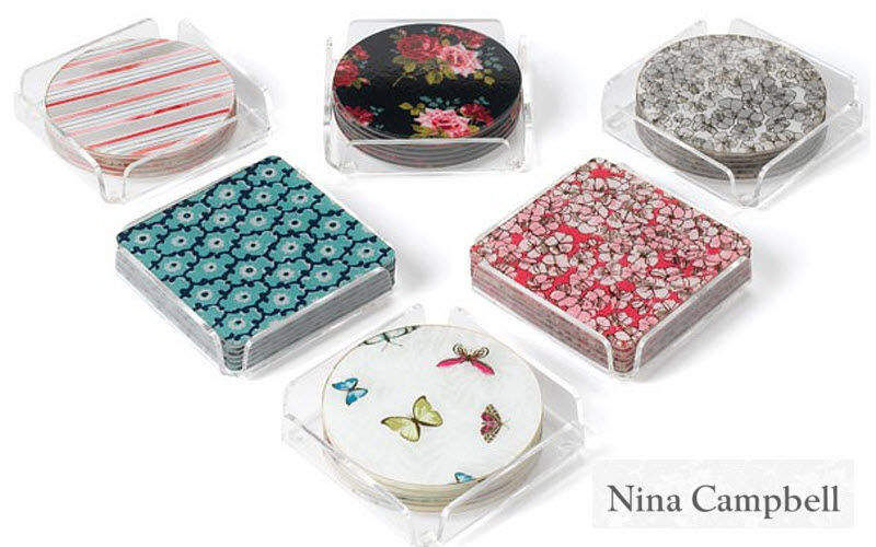 Nina Campbell Coaster Dish mats Tabletop accessories  |