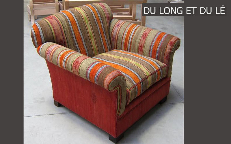 Du Long et du Lé Armchair Armchairs Seats & Sofas  |