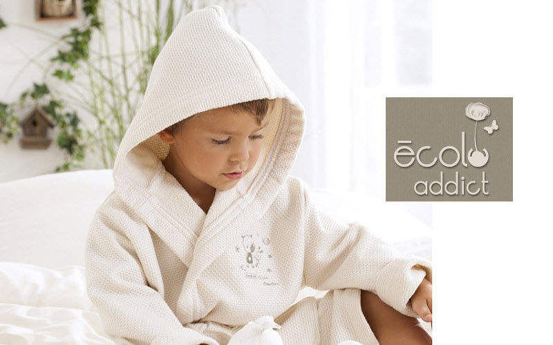 ECOLO ADDICT Children's dressing gown Children's bath and washing Children's corner  |