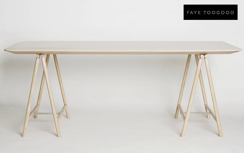 FAYE TOOGOOD Trestle table Occasional table Tables and Misc.  |