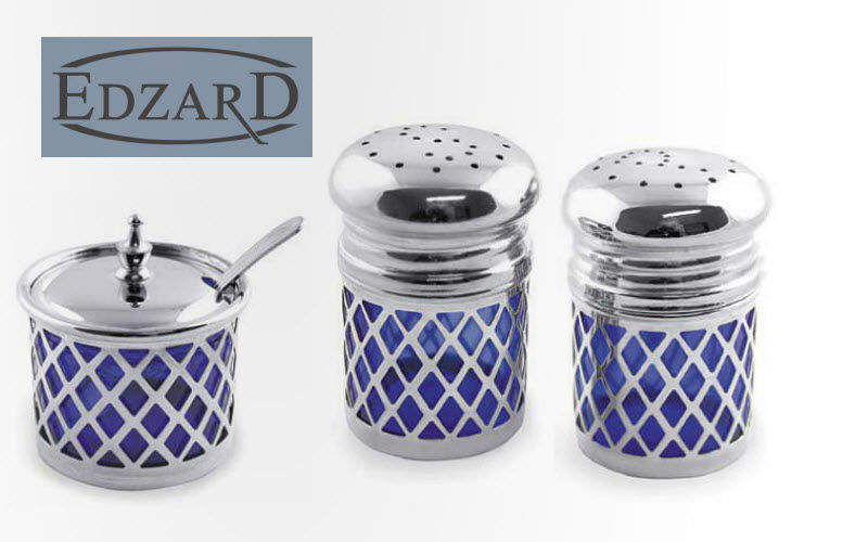 Edzard Saltcellar and pepperpot Condiments Tabletop accessories  |