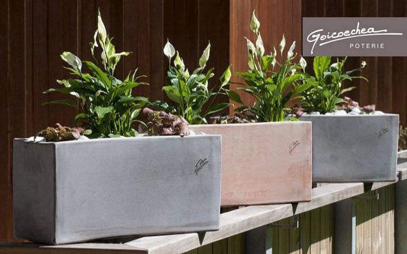 POTERIE GOICOECHEA Flower box Window box Garden Pots   