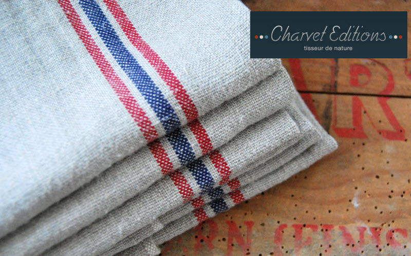 CHARVET EDITIONS Tea towel Kitchen linen Household Linen  |