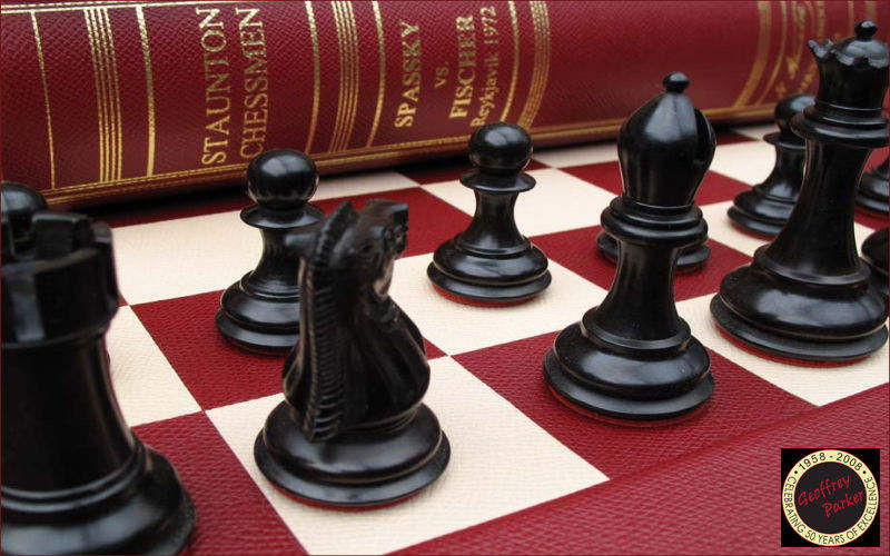 GEOFFREY PARKER GAMES Chess game Board games Games and Toys  |