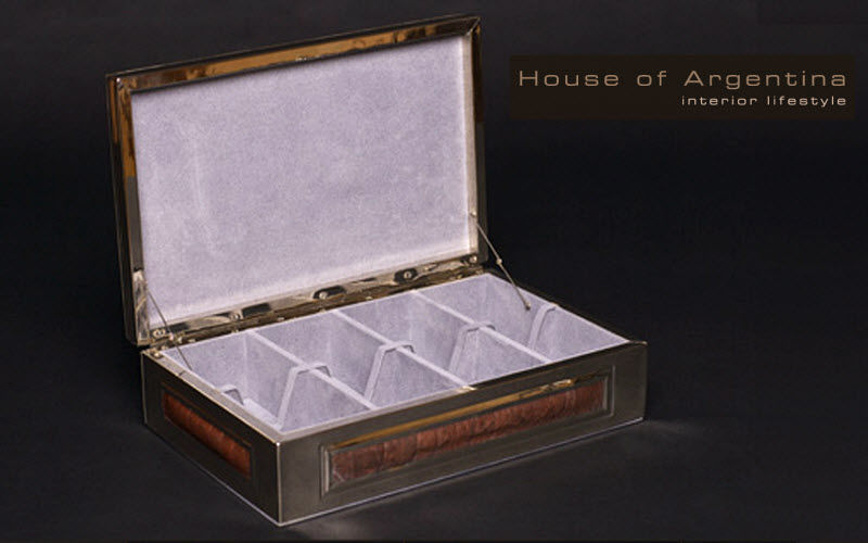 HOUSE OF ARGENTINA Jewellery box Caskets Decorative Items  |