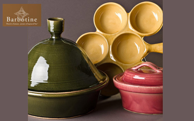 Barbotine Tagine dish Dishes Cookware  |