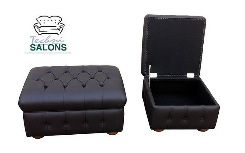 Techni Salons Puff chest Footstools and poufs Seats & Sofas  |
