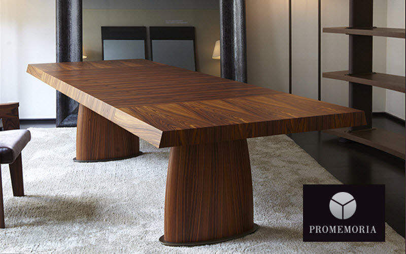 PROMEMORIA Rectangular dining table Dining tables Tables and Misc.  |