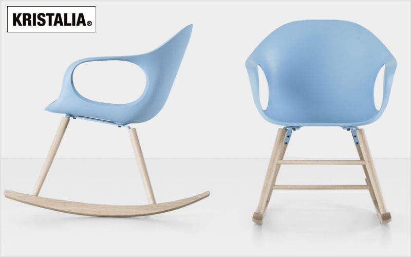 Kristalia Rocking chair Armchairs Seats & Sofas  |