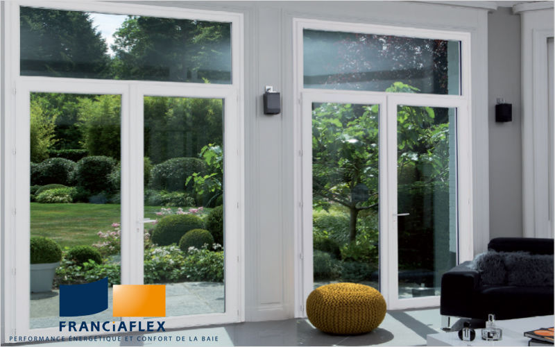 Franciaflex Bay window French windows Doors and Windows  |