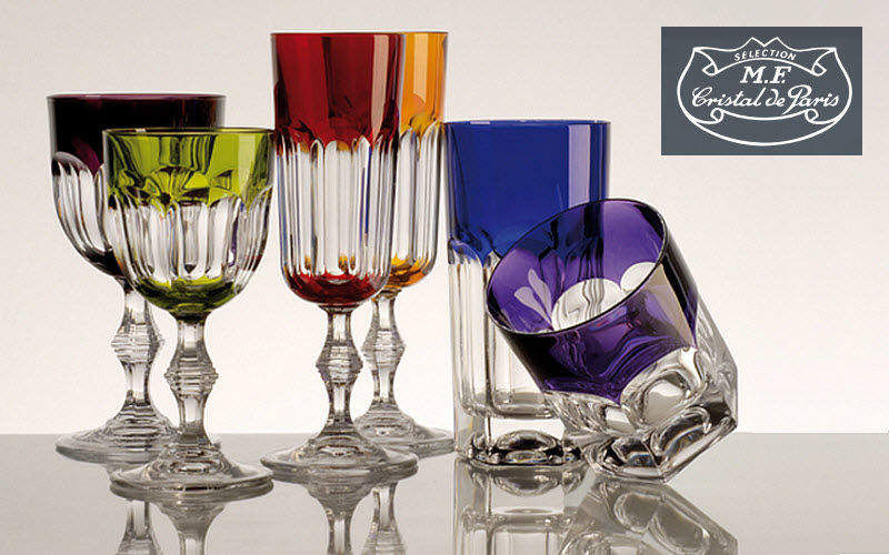 CRISTAL DE PARIS Glasses set Sets of glasses Glassware  |