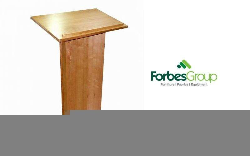 Forbes Group Lectern Various furniture Tables and Misc.   