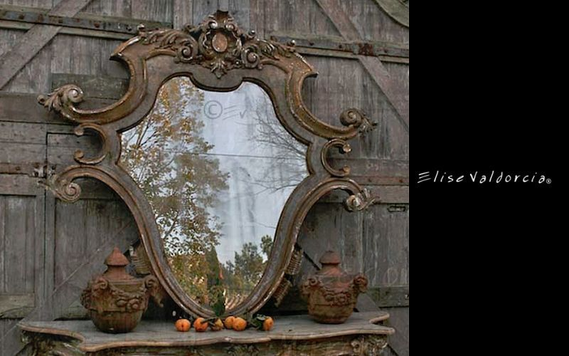 ELISE VALDORCIA Mirror Mirrors Decorative Items  |
