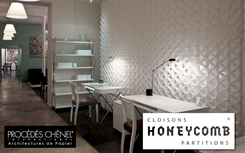 Procedes Chenel Partition wall Partitions Walls & Ceilings  |