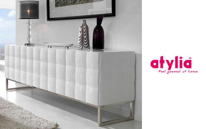 Atylia Low sideboard Cabinets and Buffets Storage  |