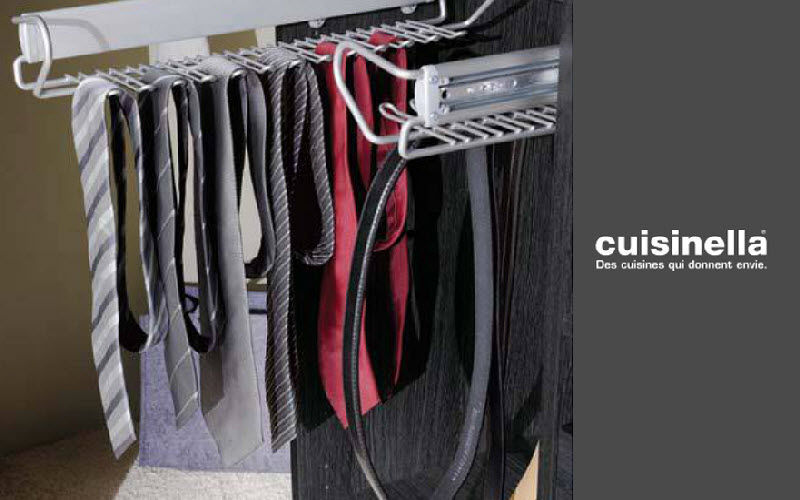 CUISINELLA Tie hanger Dressing room accessories Wardrobe and Accessories  |