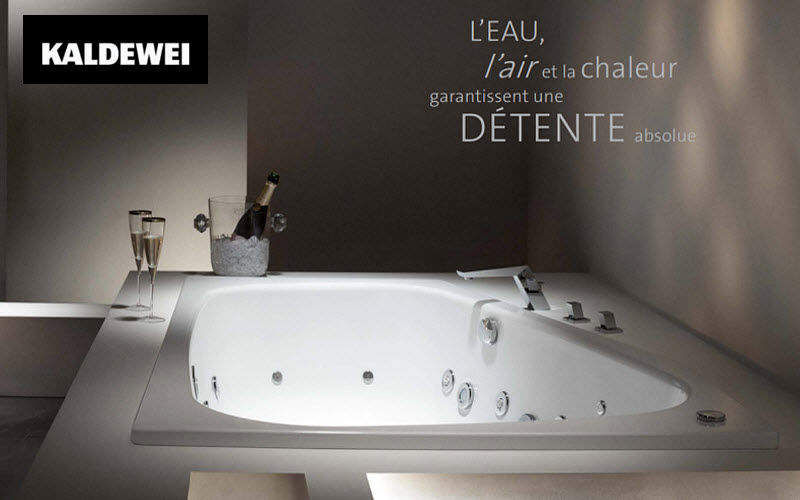 Kaldewei Whirlpool bath Bathtubs Bathroom Accessories and Fixtures  |