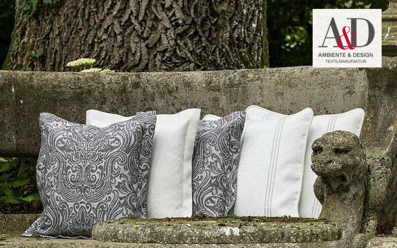 AMBIENTE & DESIGN Pillowcase Pillows & pillow-cases Household Linen  |