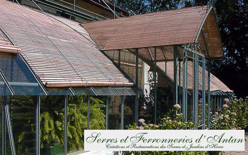Serres et Ferronneries d'Antan  Outdoor Blinds Doors and Windows  |